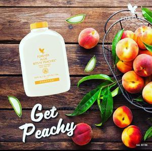 Aloe Bits 'N' Peaches.For Immune Booster,Eye,Enhances Detox | Vitamins & Supplements for sale in Lagos State, Lekki