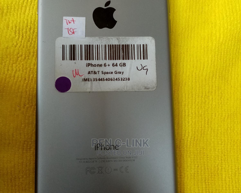 Apple iPhone 6 Plus 64 GB Gray   Mobile Phones for sale in Ikeja, Lagos State, Nigeria