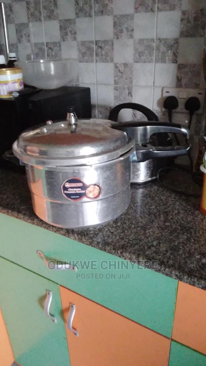 Archive: Pressure Pot and Electric Kettle