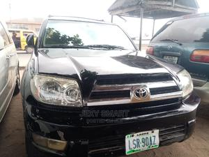 Toyota 4-Runner 2006 Black   Cars for sale in Lagos State, Abule Egba