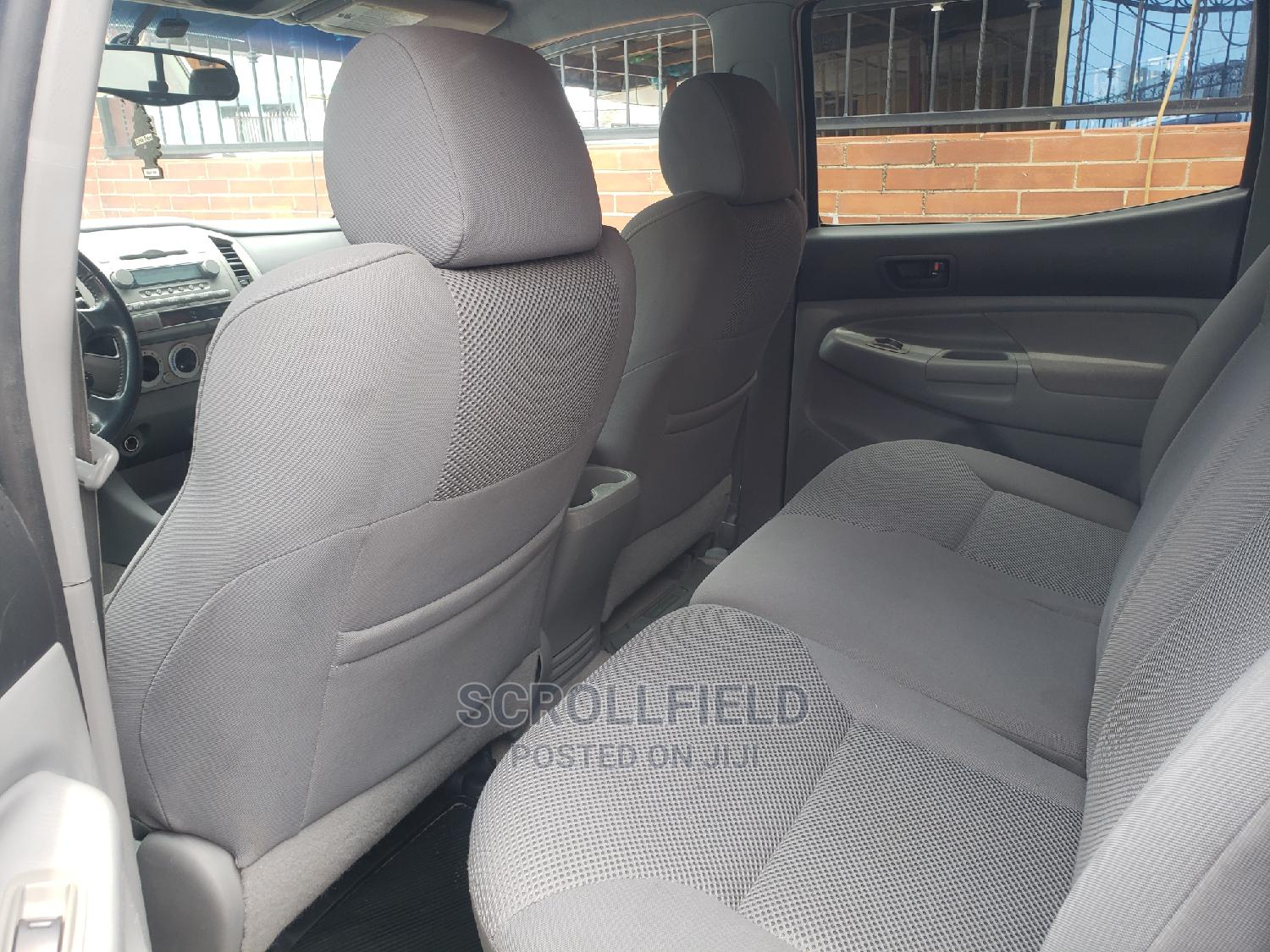 Toyota Tacoma 2006 White   Cars for sale in Surulere, Lagos State, Nigeria