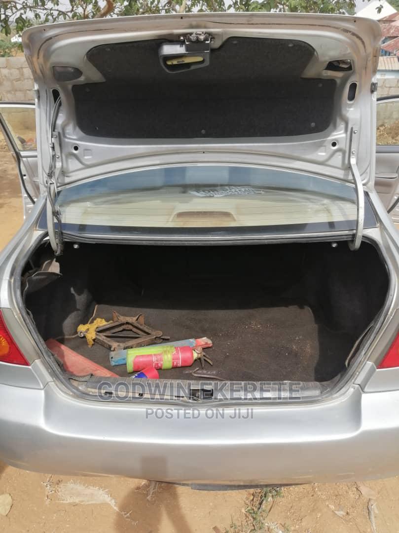 Archive: Toyota Corolla 2003 Sedan Automatic Silver