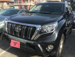 Toyota Land Cruiser Prado 2015 2.7 VVT-i Black | Cars for sale in Lagos State, Lekki