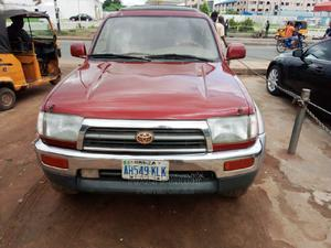 Toyota 4-Runner 2000 Red | Cars for sale in Lagos State, Isolo