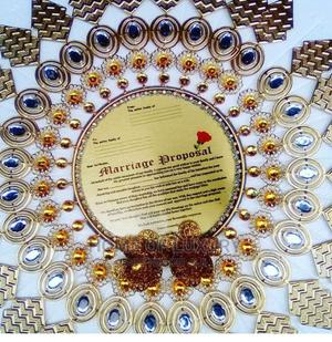 Traditional Marriage Proposal Letter | Arts & Crafts for sale in Lagos State, Ajah