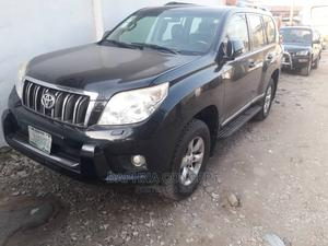 Toyota Land Cruiser Prado 2011 4.0 I Black | Cars for sale in Lagos State, Shomolu