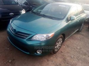 Toyota Corolla 2010 Green | Cars for sale in Lagos State, Isolo