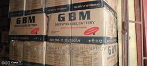 12v 200ahs GBM Solar Battery Available   Solar Energy for sale in Lagos State, Amuwo-Odofin
