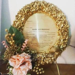 Marriage Proposal and Acceptance Letter | Arts & Crafts for sale in Lagos State, Surulere