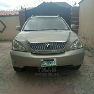 Lexus RX 2005 330 Green | Cars for sale in Lagos State, Ojodu