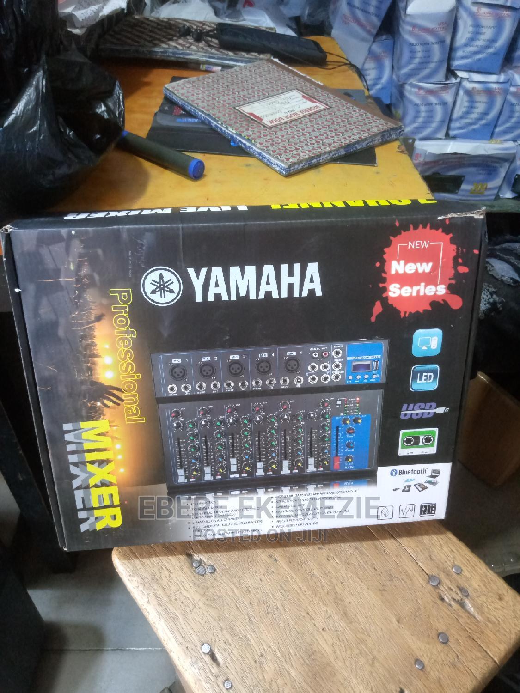 F7 Mini Console Mixer