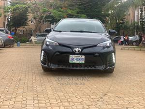 Toyota Corolla 2018 Black   Cars for sale in Abuja (FCT) State, Gwarinpa