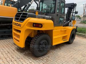 Brand New 11ton Diesel Forklift | Heavy Equipment for sale in Lagos State, Ikeja