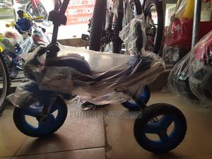 Blue Bike With Helmet | Toys for sale in Lagos State, Alimosho