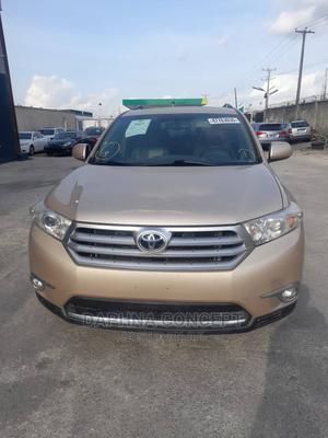 Toyota Highlander 2012 SE Gold | Cars for sale in Lagos State, Shomolu