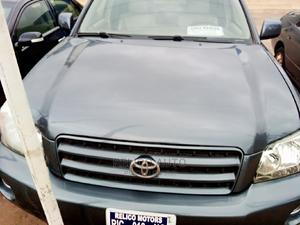 Toyota Highlander 2006 Limited V6 4x4 Green | Cars for sale in Cross River State, Ikom