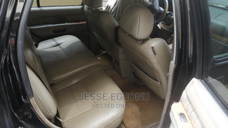 Infiniti QX 2003 Black | Cars for sale in Victoria Island, Lagos State, Nigeria