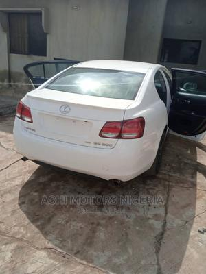 Lexus GS 2006 300 AWD White   Cars for sale in Oyo State, Oluyole