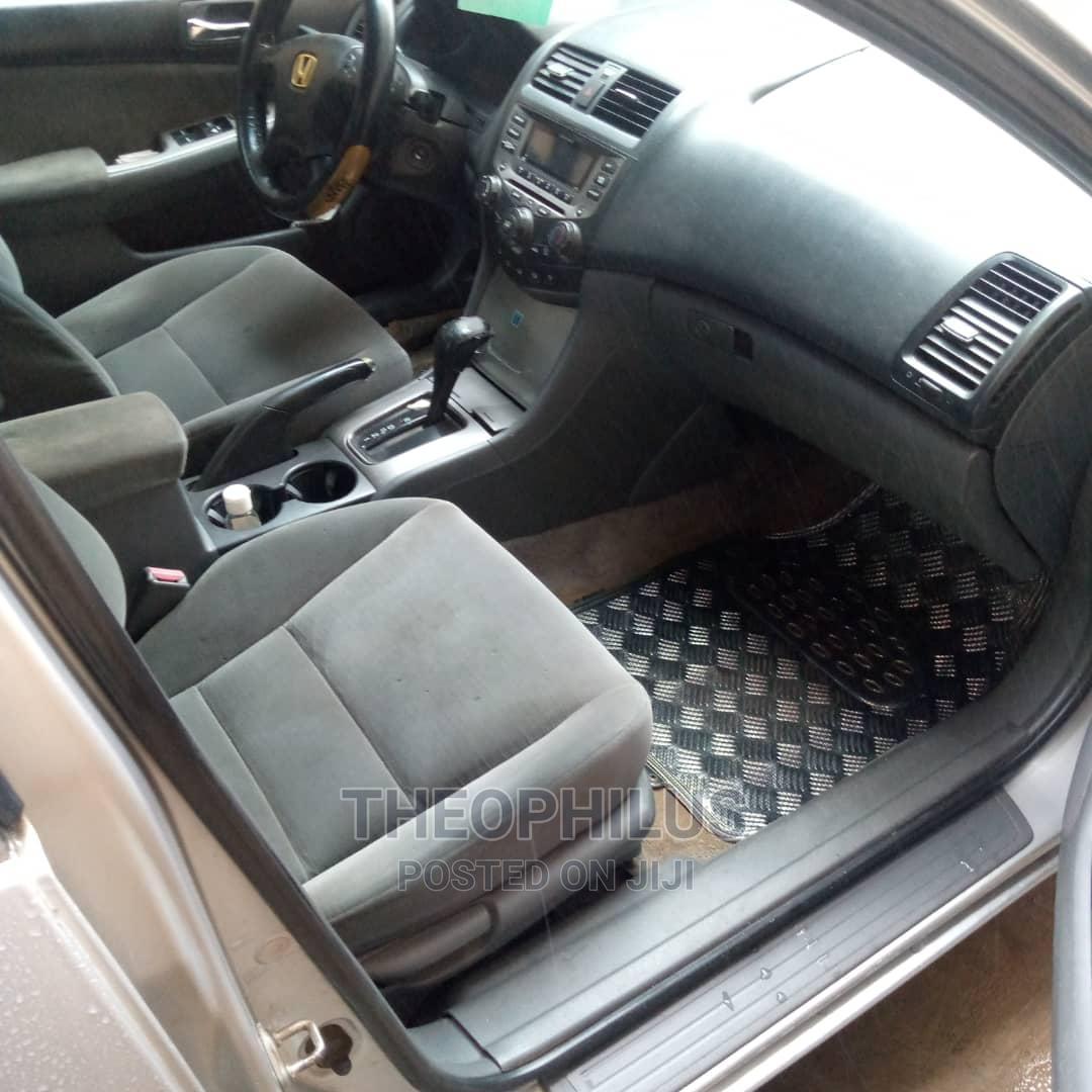Honda Accord 2006 Silver | Cars for sale in Lagos Island (Eko), Lagos State, Nigeria