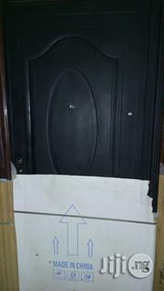 Black China Steel Door. | Doors for sale in Lagos State, Amuwo-Odofin