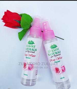 Rose Water Toner | Skin Care for sale in Lagos State, Ikorodu