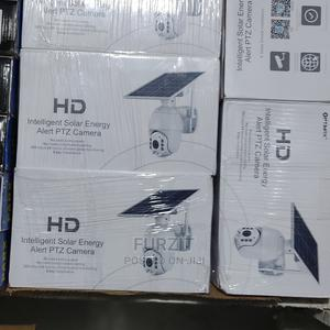 HD Ptz Solar Camera (We Offer Neat Installation) | Security & Surveillance for sale in Lagos State, Ikeja