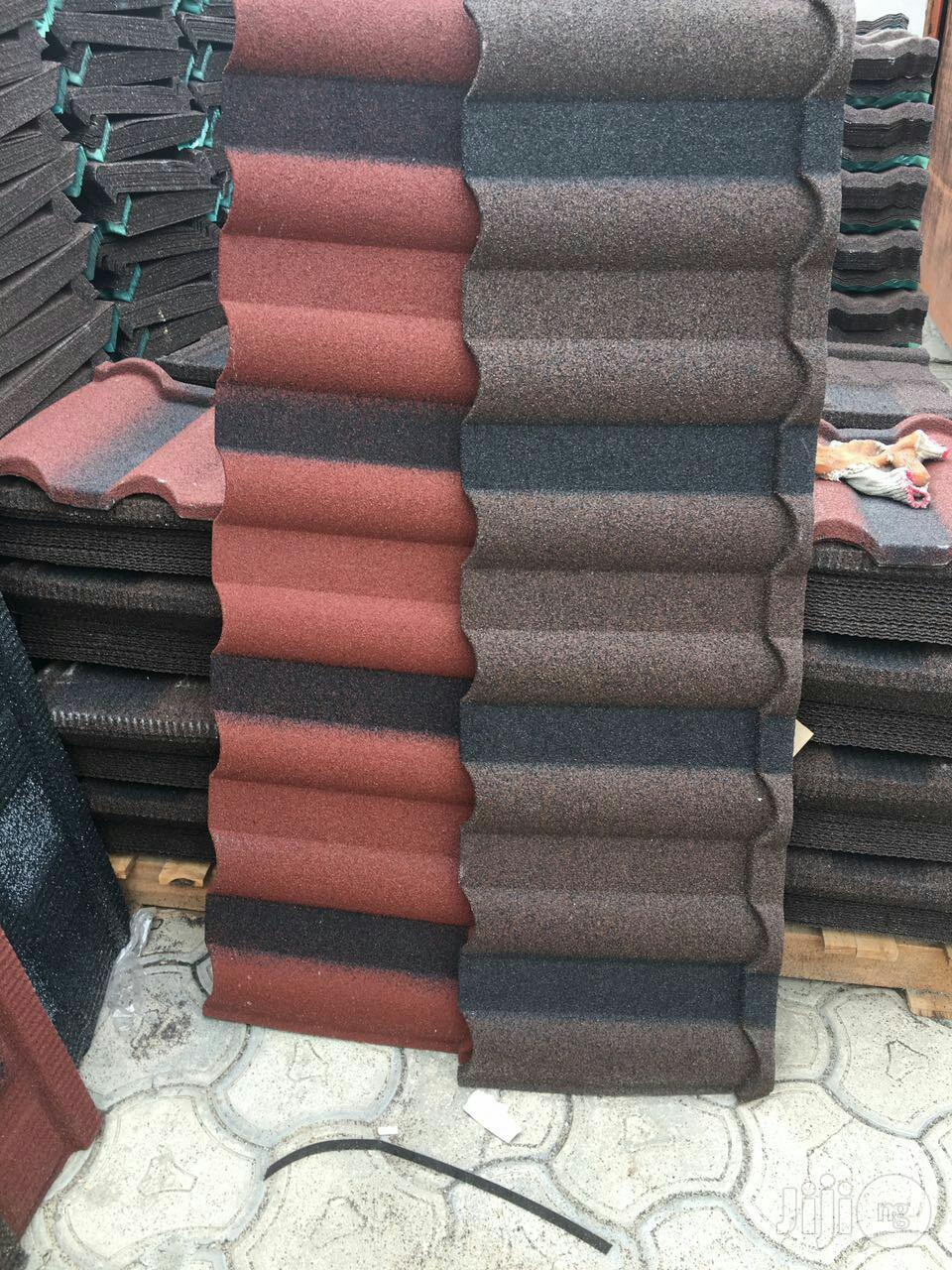 Stone Coated Roofing Tiles at Affordable Prices