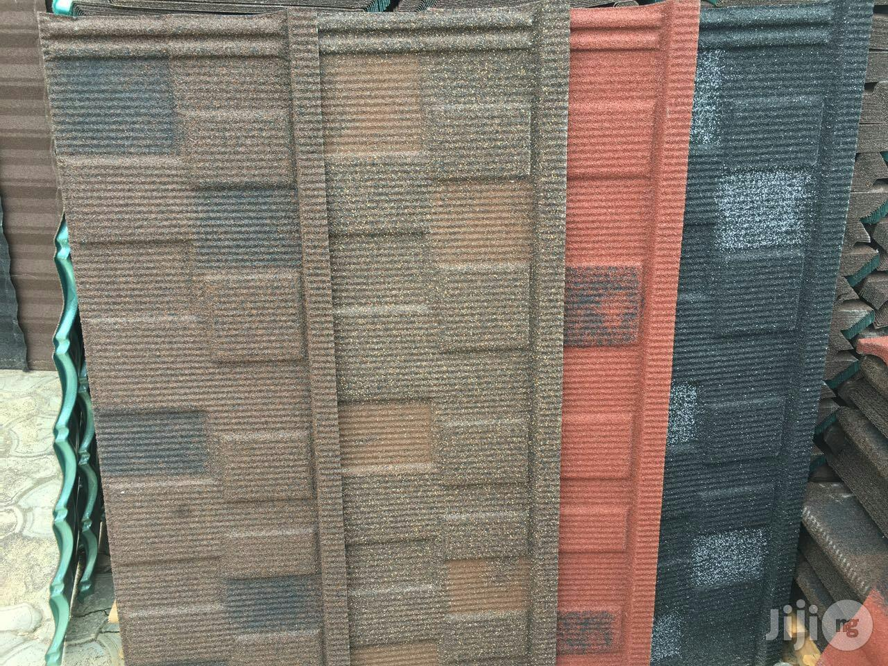Stone Coated Roofing Tiles at Affordable Prices | Building Materials for sale in Lekki, Lagos State, Nigeria