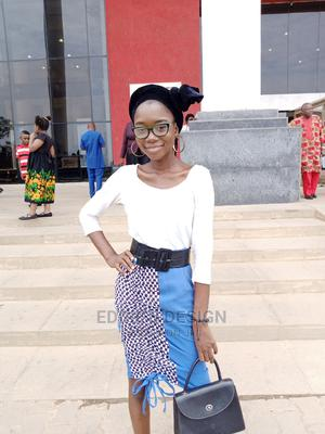 Eddies Ruched Skirt   Clothing for sale in Abuja (FCT) State, Lokogoma
