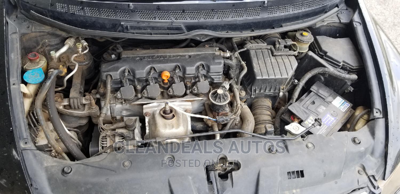 Archive: Honda Civic 2009 Blue