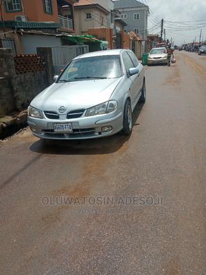 Nissan Almera 2005 1.8 Elegance Silver | Cars for sale in Lagos State, Maryland