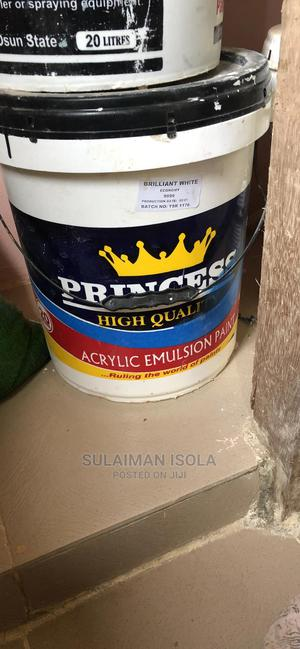 Princess White Paint   Building Materials for sale in Osun State, Osogbo