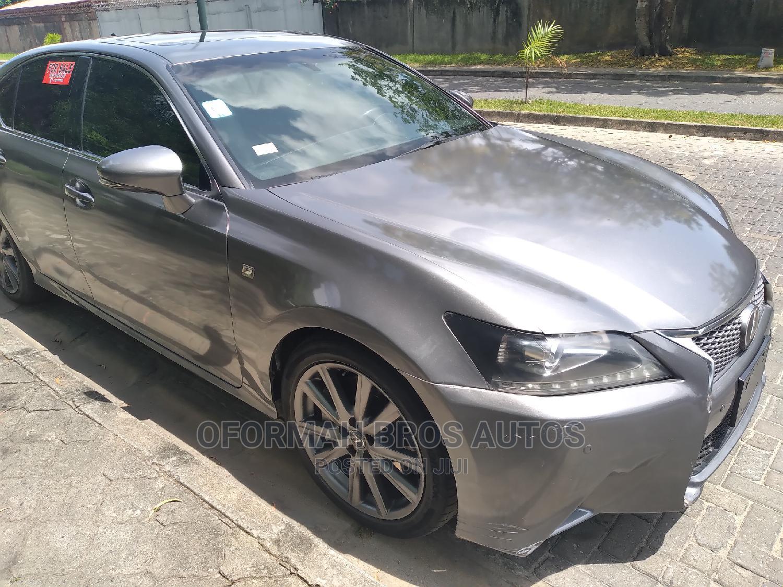 Lexus GS 2012 350 Gray   Cars for sale in Lekki, Lagos State, Nigeria