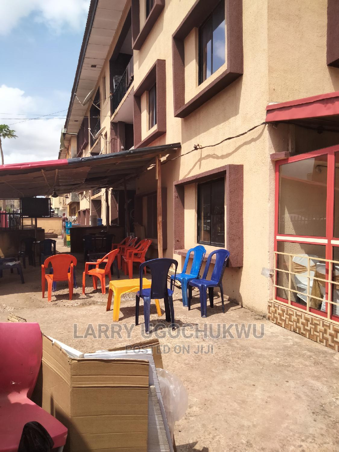 2story Building of 3bedroom 6 Flats | Houses & Apartments For Sale for sale in Enugu, Enugu State, Nigeria