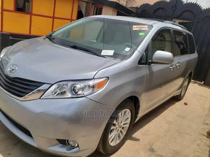 Toyota Sienna 2012 Limited 7 Passenger Silver   Cars for sale in Lagos State, Alimosho