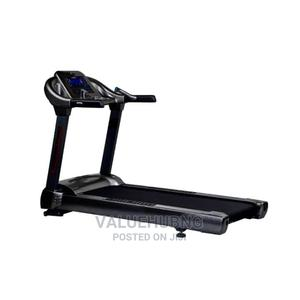 Fitness 2.5hp Threadmill With Massager and Dumbbell   Sports Equipment for sale in Lagos State, Ajah