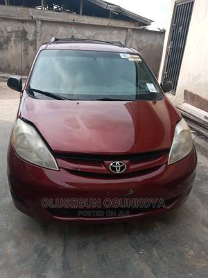 Toyota Sienna 2007 Red   Cars for sale in Lagos State, Agege