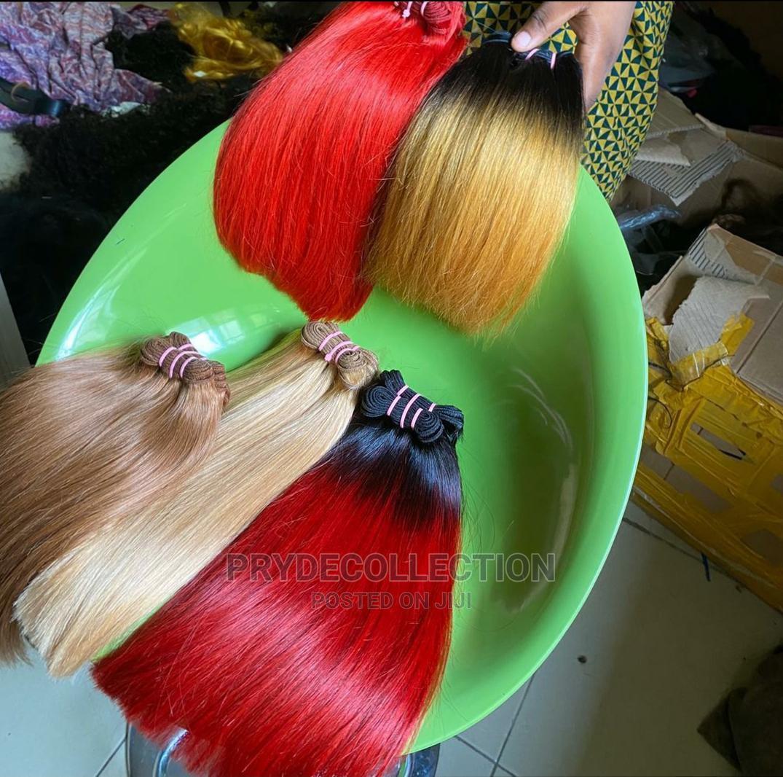 Archive: 100% Human Hair Bundle