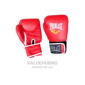 American Fitness High Grade Everlast Boxing Glove | Sports Equipment for sale in Lagos State, Ajah
