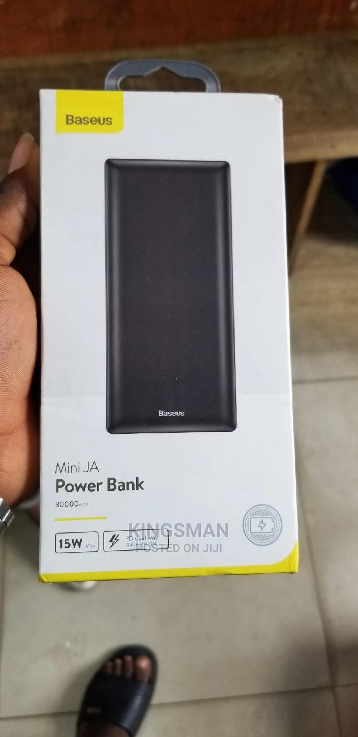 Baseus Power Bank 30,000mah | Accessories for Mobile Phones & Tablets for sale in Ikeja, Lagos State, Nigeria