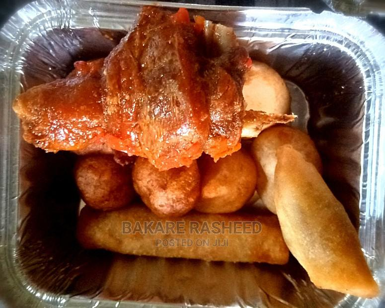 Freshly Made Small Chops