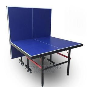 Indoor German Table Tennis Board With Accessories | Sports Equipment for sale in Lagos State, Lekki
