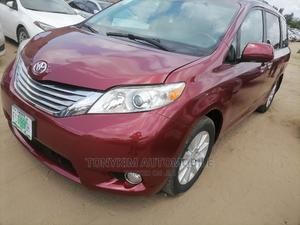 Toyota Sienna 2012 Limited 7 Passenger Red | Cars for sale in Lagos State, Amuwo-Odofin