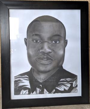 Portrait Pencil Artwork | Arts & Crafts for sale in Lagos State, Ikorodu