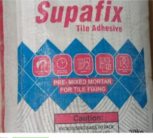 Suafix Tiles Adhesive | Building Materials for sale in Lagos State, Orile