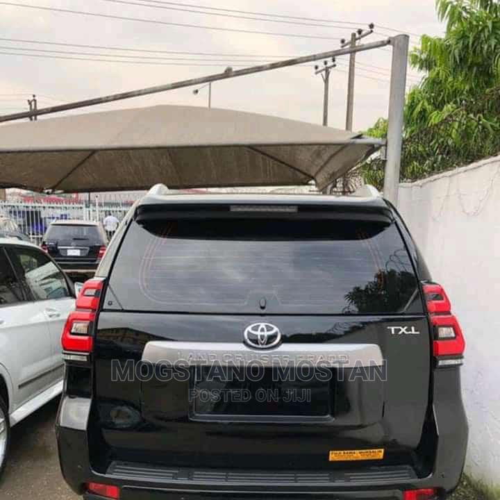 New Toyota Land Cruiser Prado 2020 Black   Cars for sale in Mabushi, Abuja (FCT) State, Nigeria