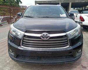 Toyota Highlander 2016 Black   Cars for sale in Lagos State, Amuwo-Odofin