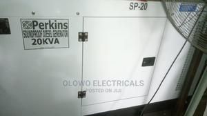 Perkins 20kva Soundproof Diesel Generator   Electrical Equipment for sale in Lagos State, Ojo