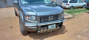 Honda Ridgeline 2008 Gray   Cars for sale in Lagos State, Ejigbo