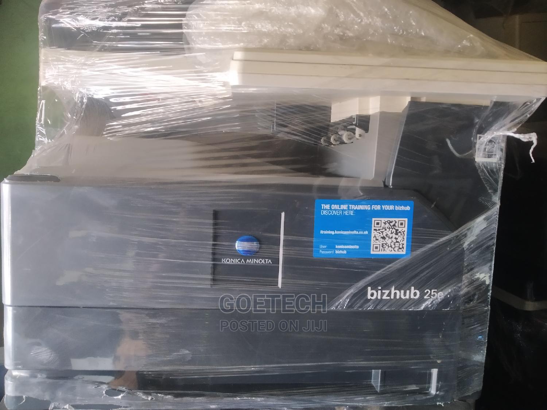 Bizhub 25e | Printers & Scanners for sale in Surulere, Lagos State, Nigeria